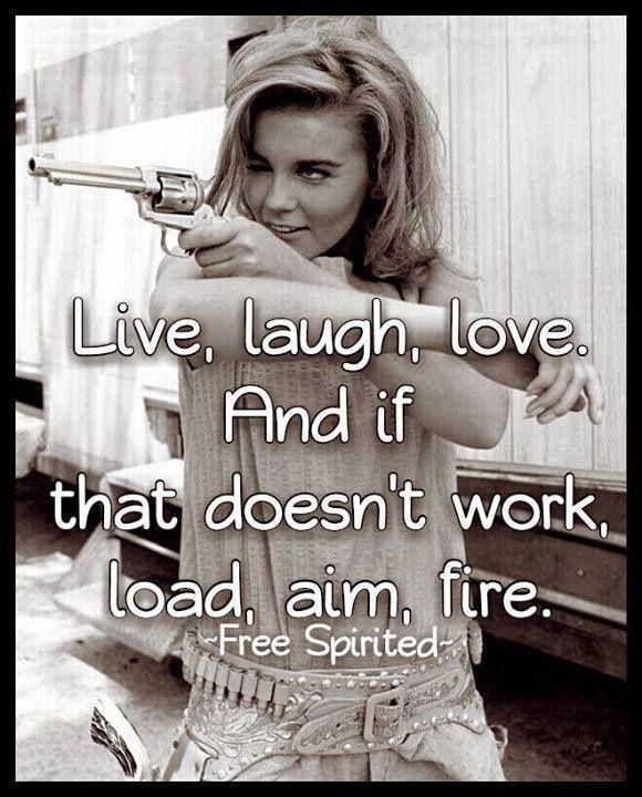 Best 25+ Funny Gun Quotes Ideas On Pinterest