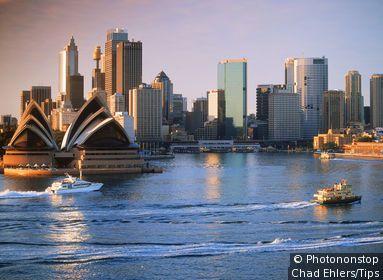 Australie : Sidney, one day!?