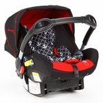 The new Via Infant Seat is new from the makers of the Five Star Rated Via Infant Seat. The Via offers the features that are standard on all The First Years car seats.For use from 5 to 35lbs with the base, the Via features double wall construction for extra support. The patented one hand easy to adjust five point harness means you never need to rethread, ever, making it one of the easiest seats to use. The Via offers one of the deepest shells in the market and is side impact tested to