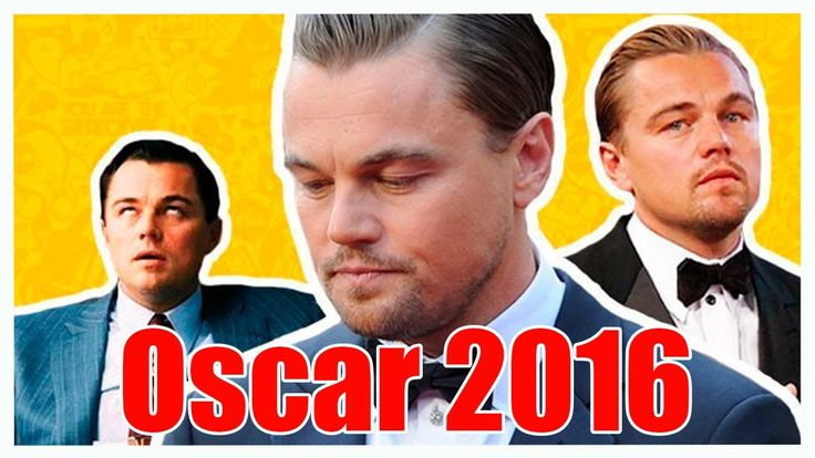 Oscar Nominations 2016. ЛЕОНАРДО ДИ КАПРИО. Попытка №6