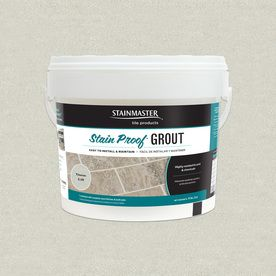Stainmaster Classic 5.5-Lb Titanium Sanded/Unsanded Epoxy Grout C.310-2.5Kg