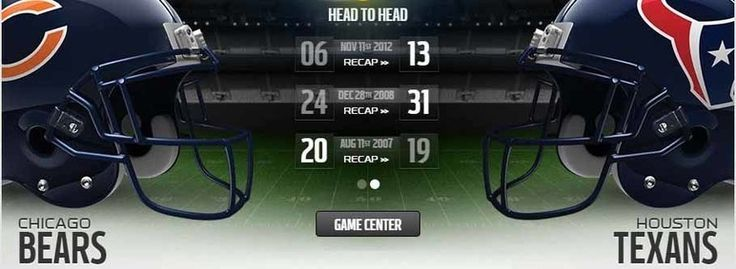 Texans vs Bears Live Stream  more  ::  http://texansvsbearslivestream.com/