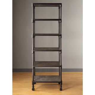 @Overstock - This Renate grey tower is ideal for storing your books, decorations, shoes, clothes and more. Keep this five-shelf tower in your kitchen to add storage and organization space.http://www.overstock.com/Home-Garden/Renate-Grey-Tower/5781939/product.html?CID=214117 $339.99