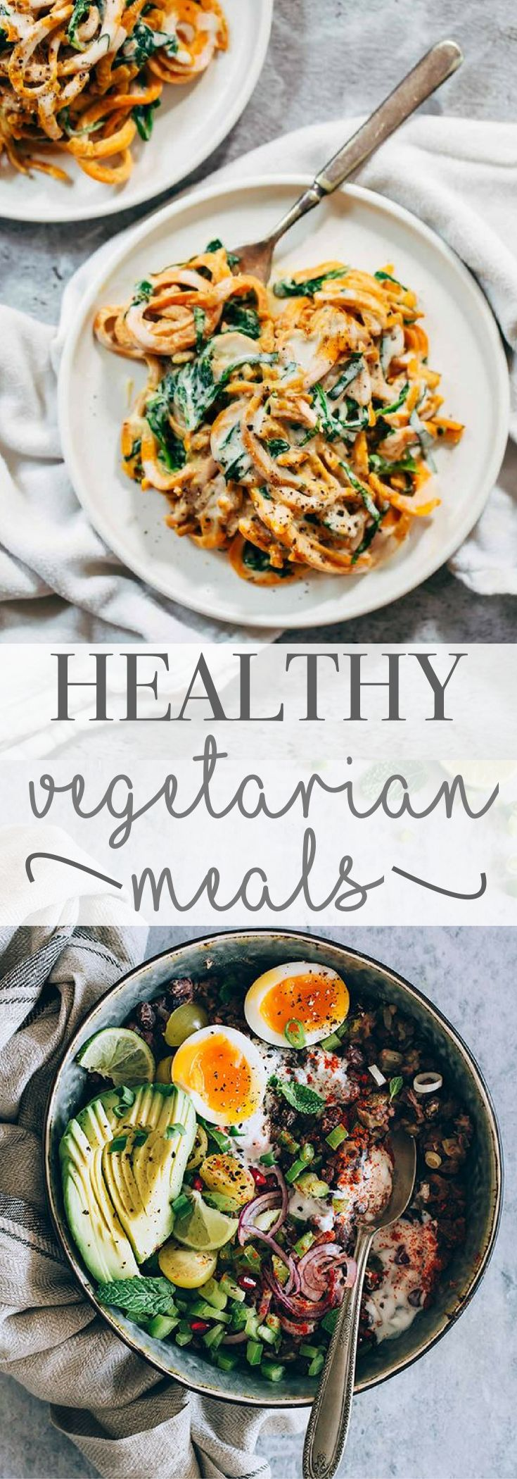 21 Incredible Healthy Vegetarian Meals That Everyone Will Love