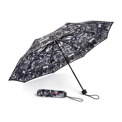 Muumi sateenvarjo, musta.