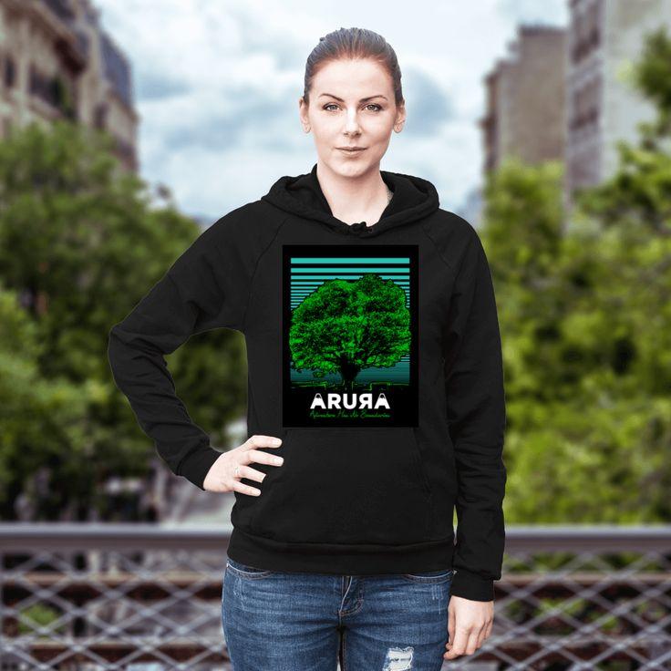 The Big Tree Unisex Men's / Women's Hooded Sweatshirt