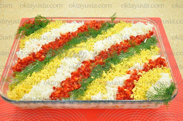 Kıtır Ekmek Salatası | Oktay Usta [ Resmi Web Sitesi ]