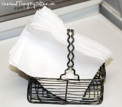 Daddy Cool!: Πως να φτιαξετε χρωμοπαγίδες για το πλυντήριο!