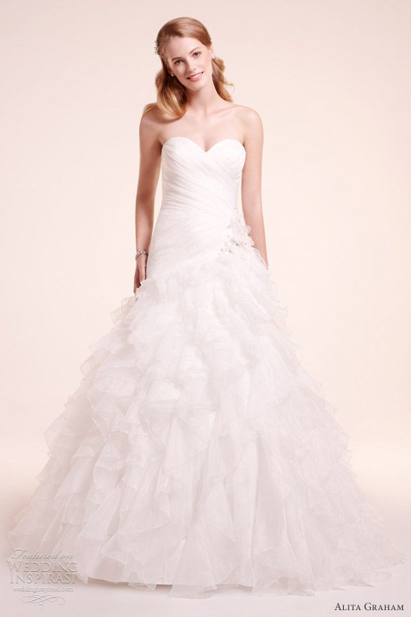 alita graham wedding dresses fall 2012