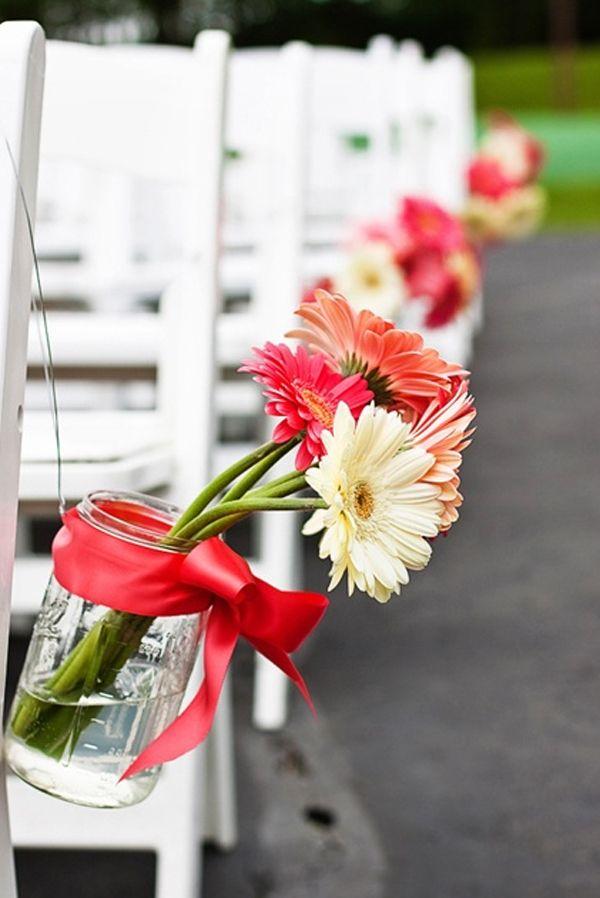 36 best garden weddings images on pinterest backyard weddings fantado regular mouth clear mason jar 16oz 1 pint aisle flowersgerber daisiesoutdoor gardensaisle decorationswedding junglespirit Gallery