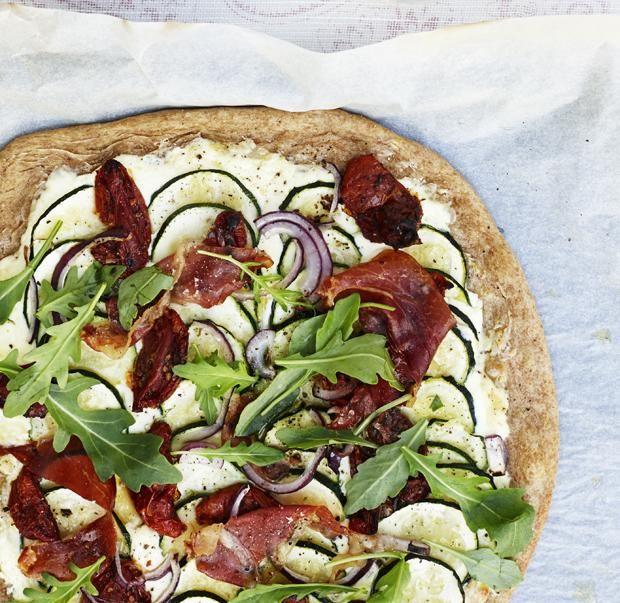 Opskrift på dej med fuldkorn til pizza