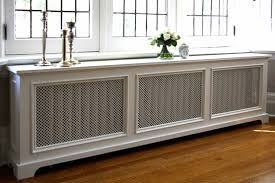 This is exactly what I want my hubby to make for out radiator cover!