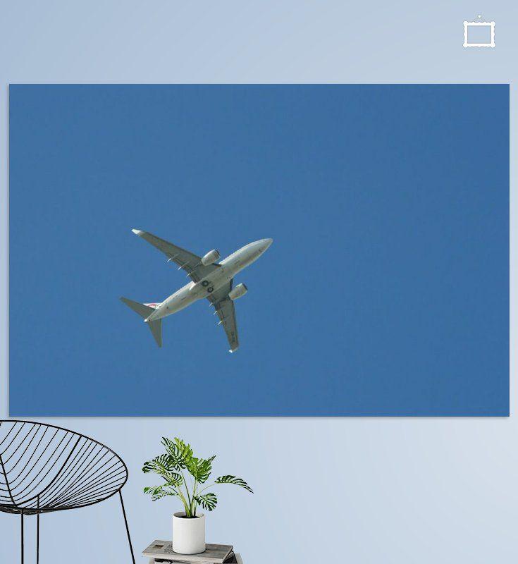 vliegtuig van Royal Air Maroc  Boeing 737  CN-RNL  van Joke te Grotenhuis