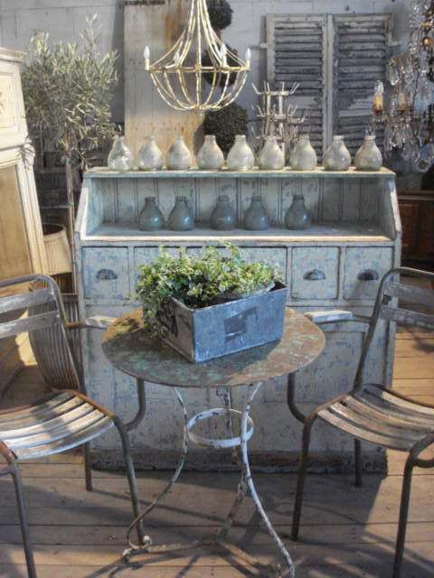 *Wonderful things to re-purpose and have fun with from the flea market