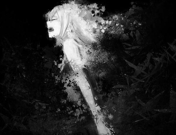 foto de 818 best Sad Anime images on Pinterest Anime girls Daughters and Anime art