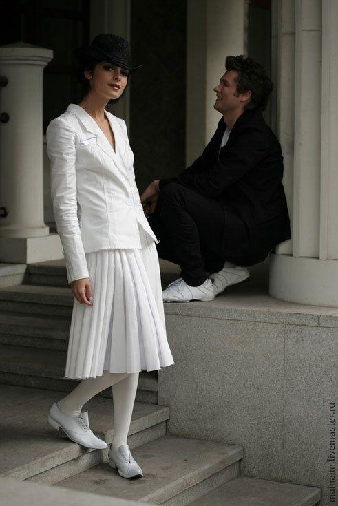 Свадебный костюм в стиле ретро #wedding #weddingdress #retro