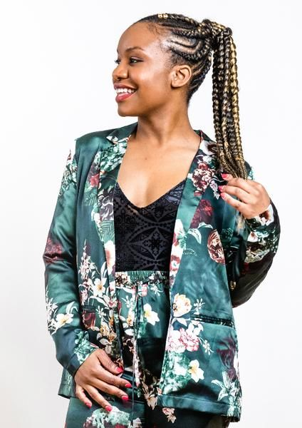 Relaxed Blazer w/ Pockets | Shopgirls | Canadian Women's Clothing