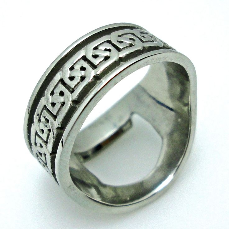 our groom wanted a multipurpose wedding ring with