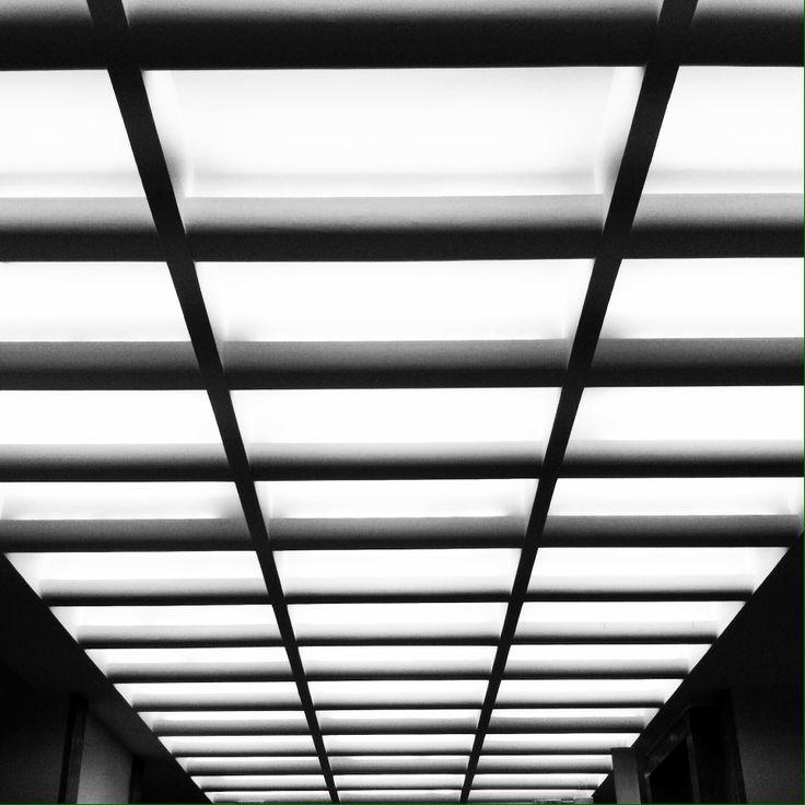 Triennale ceiling