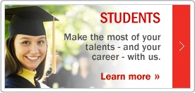 Bank of America careers. Students, make the most of your talents – and your career – with us.  Learn more >