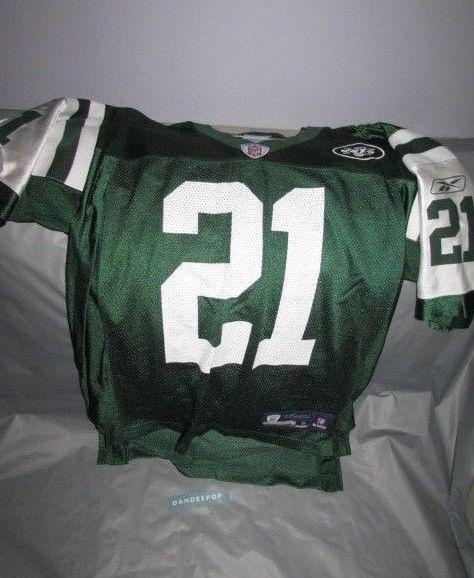NFL Football Reebok Official On Field NY New York Jets #21 Tomlinson Men's Small #NewYorkJets #nfl #football #jets #reebok #tomlinson #sport #21 #jersey #dandeepop Find me at dandeepop.com