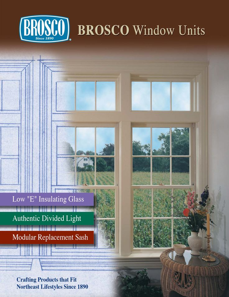 12 best images about brosco windows on pinterest home for Best new construction windows