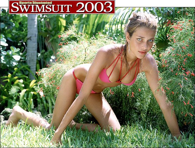 Ana Beatriz Barros - Sports Illustrated Swimsuit 2003 Photographed by ...