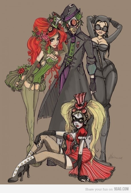 39 best Poison Ivy images on Pinterest | Poison ivy ...