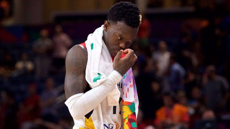 NBA-Star Dennis Schröder von Atlanta Hawks: Körperverletzung, Festnahme! - Basketball - Bild.de