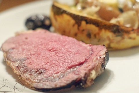 Simply Perfect Prime Rib (from Jan's Sushi Bar)