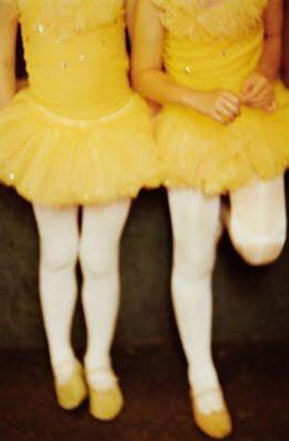 little ballet feet