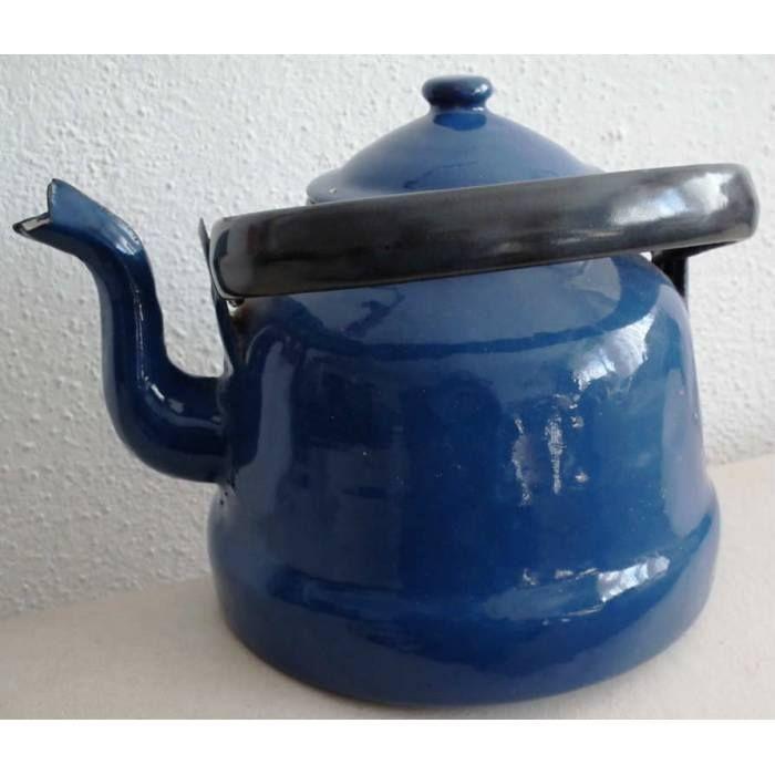 Çinko çaydanlık
