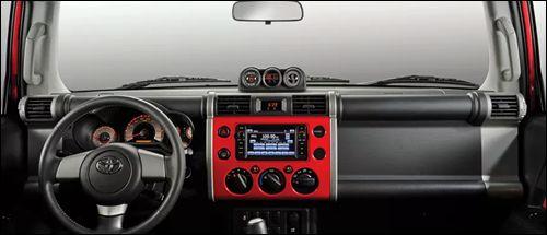 2018 Toyota FJ Cruiser Interior Pictures | Primary Car