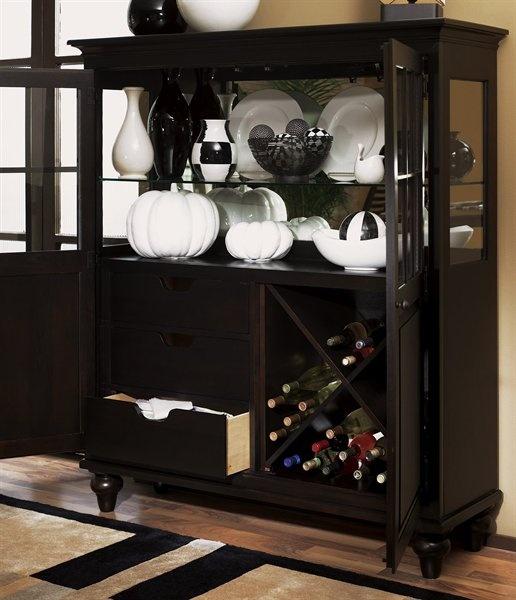 China Kitchen St Pete: Kincaid Furniture 46-088 Somerset Display China Cabinet