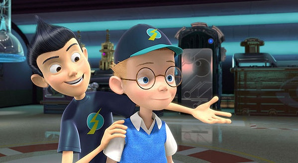 41 Best Meet The Robinsons Images On Pinterest