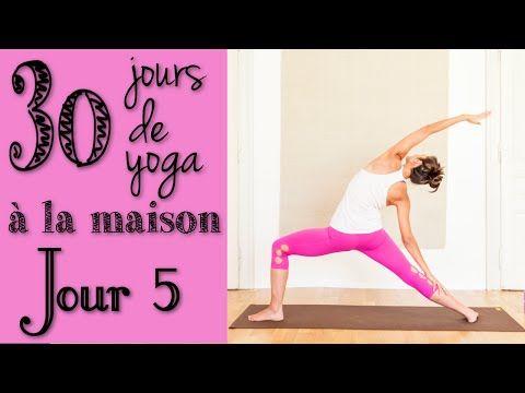 Défi Yoga - Jour 5 - Trouver votre équilibre - YouTube