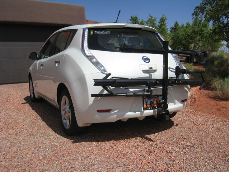 69 Best Bmw I3 Nissan Leaf Roof Rack Trailer Hitch