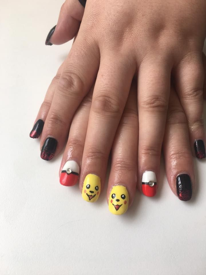 Reader Nail Art Week: 34 Best Read All About It Images On Pinterest