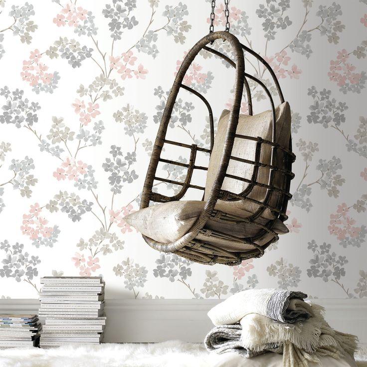 Karwei behang, €19,99 Slaapkamer