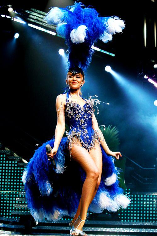 Kylie Minogue, Showgirl