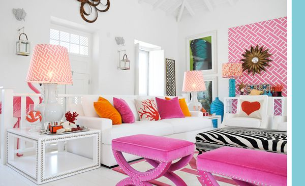 Living colorfully with Maria Barros