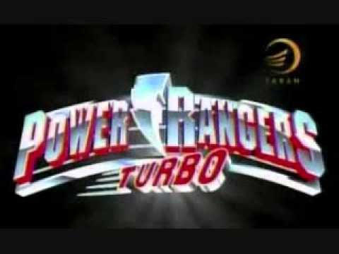 Power Rangers Turbo - Theme Song