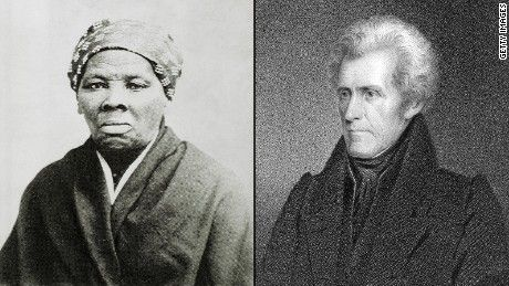 """Donald Trump thinks anti-slavery icon Harriet Tubman is """"fantastic"""" -- but he says the move to have her replace seventh president Andrew Jackson on the $20 bill is """"pure political correctness."""""""