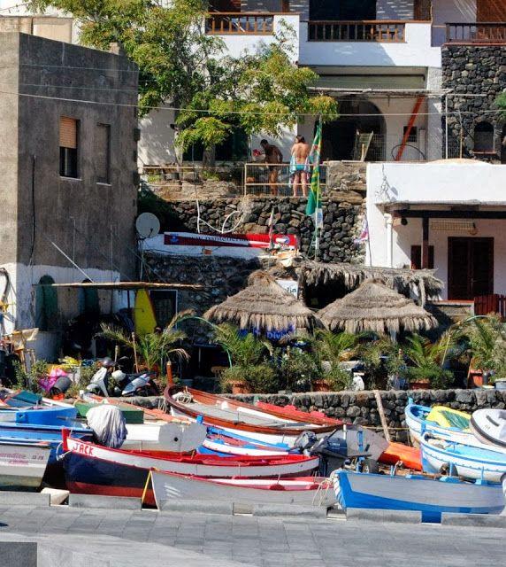 Sicilia - Pantelleria - Cala Gadir