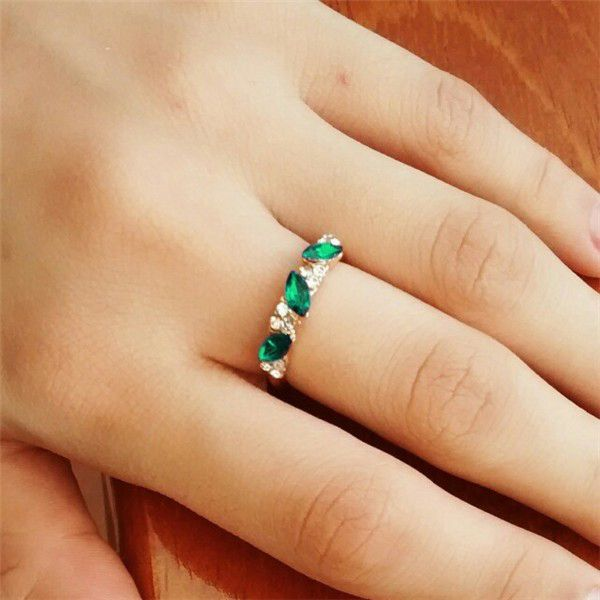 AFJ 2017 Charm Fashion Rings Wholesale Cute Vintage Crystal Ring For Women Fancy Jewelry Retro Feel Sweet Female Anel Rings     Tag a friend who would love this!     FREE Shipping Worldwide     Get it here ---> http://jewelry-steals.com/products/afj-2017-charm-fashion-rings-wholesale-cute-vintage-crystal-ring-for-women-fancy-jewelry-retro-feel-sweet-female-anel-rings/    #bracelet