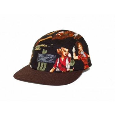 Reverse II Camp Hat from Ampal Creative $54