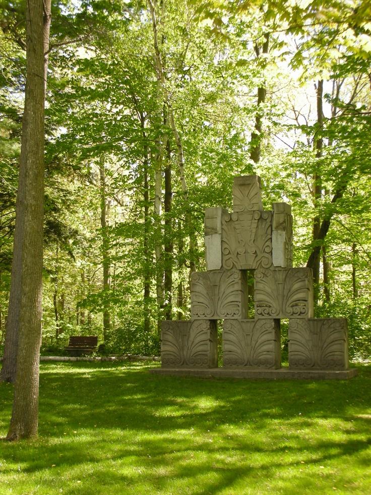 Guildwood Park By Micki Lubek Scarborough Ontario Canada