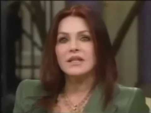 """Elvis Presley is Alive - Priscilla slips up ''That's exactly what he said the other day""""! - YouTube"""