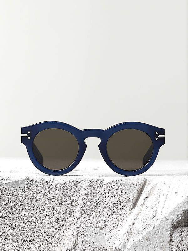 Were outside a lot, so were always on the hunt for quality shades. CÉLINE | 2014 Accessories collection