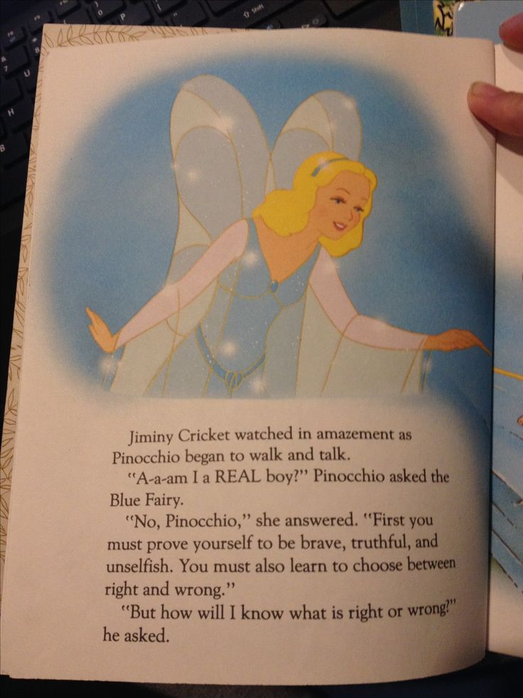 This is an example of pastel colours. It creates a calm mood. Pinocchio. Retrieved fromhttp://www.childrensbooksonline.org/pinocchio/